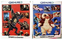 Original 1980s Gremlins Movie Double Sided Promo Poster- UNUSED (GRPO-1700)