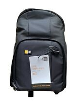 Case Logic Compact DSLR Tablet Camera Backpack Bag Pack TBC-411 / WBC-411 Black