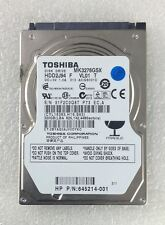 Hard Disk Drive HDD spares parts FAULTY TOSHIBA 320GB MK3276GSX HDD2J94 VL01