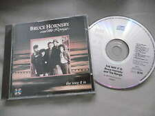 BRUCE HORNSBY AND THE RANGE : THE WAY IT IS RCA GREY MADE IN GERMANY CD PD89901