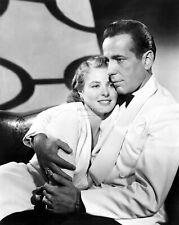 "Humphrey Bogart & Ingrid Bergman In ""Casablanca"" - 8X10 Publicity Photo (Rt938)"