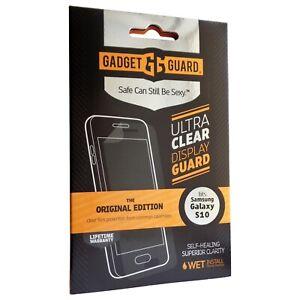 Gadget Guard Samsung Galaxy S10 Original Edition Wet Install Screen Protector