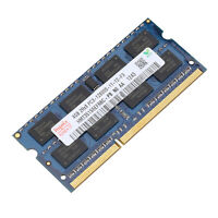 4GB 1X4GB 1600MHz Laptop DDR3 204PIN For Hynix PC3-12800 SO-DIMM SDRAM RHN02