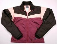 Patagonia Retro Color Block Puffer Jacket Size S Small Women's