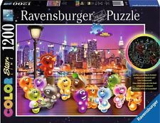 RAVENSBURGER * color STARLINE Puzzle * 1200 pezzi * Gelini Pier PARTY * NUOVO + OVP