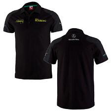 Nico Rosberg Herren Polo Shirt, Puma, Men, Mercedes AMG, 1 Stück, Größe Size: M