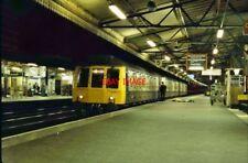 PHOTO  DMU UNIT  L421 AT READING RAILWAY STATION  NIGHT SHOT. PLATFORM 5. . 10.8