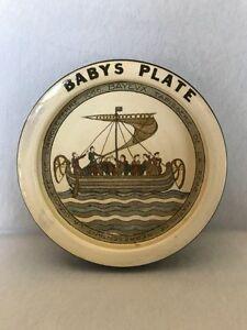 **ULTRA RARE** Royal Doulton 'Bayeux Tapestry' Baby Bowl D2873