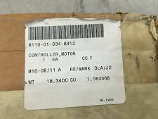 6110-01-334-8912 KECO Industries Motor Controller P.N. 111K0200-1
