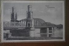 Thorn, Westpreußen, Eisenbahnbrücke