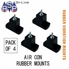 AIR-CONDITIONER CONDENSER FEET SET OF 4 RATED TO 400KG