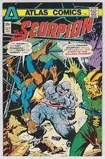 L5631: The Scorpion #3, Vol 1, Mint Condition
