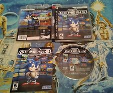 Sonic's Ultimate SEGA Genesis Collection Playstation 3 Complete PS3 Game