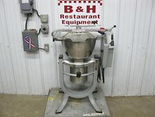 Hobart Hcm-300 Vertical Cutter Mixer 30 qt Vcm Bakery Pizza Cheese Chopper 3 Hp
