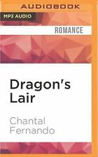 Wind Dragons Motorcycle Club: Dragon's Lair 1 by Chantal Fernando (2016, MP3...