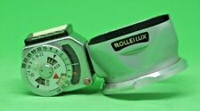 Rolleilux Light Meter Rolleicord Bay I Rolleimeter Case Lens Hood Rolleiflex
