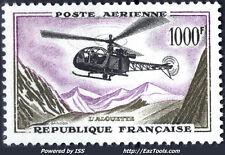 FRANCE POSTE AERIENNE N° 37 NEUF ** SANS CHARNIERE
