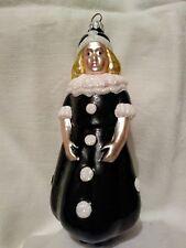 Patricia Breen Pierrette Christmas Ornament 6 Inches