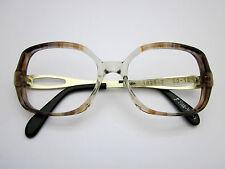 Stöffler Brillengestell Fassung 1025-3 Größe 50-18, Nerd vintage glasses 70er
