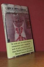 Juan Madrid Cadeau De La Maison (Ed. Le Mascaret 1988) Roman Noir Espagnol