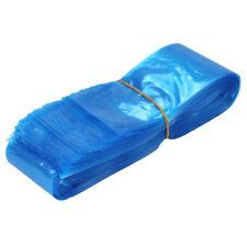 100Pcs Tattoo Clip Cord Sleeves Disposable Plastic Hygiene Machine Cover Bag MF