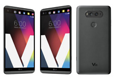 Unlocked LG V20 H918 64GB Dual Camera Black (T-Mobile) 4G LTE Android Smartphone