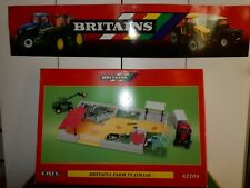 Britains Farm Playbase 42104 for all 1/32 Scale Tractors, Implements New In Box