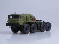 1:43 MAZ-537 Zugmaschine Panzer- und Raketentransporter Russland UdSSR DDR OVP