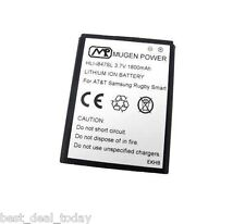 Mugen Power 1800MAH Slim Extended Life Battery For Samsung Rugby Smart i847 AT&T