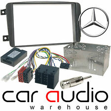 DFPK-23-01 Mercedes Benz VITO W639 2003-2006  Car Stereo Fascia Cage & Stalk Kit