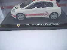 FIAT  GRANDE PUNTO ABARTH S 2000 SCALA 143