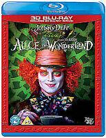 Alice in Wonderland (Blu-ray 3D), 8717418291303