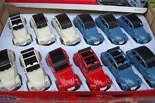Citroen 2CV Ente Citroën Döschwo NEU Welly auch als Cabrio µ