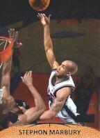 1999-00 Stadium Club One of a Kind #67 Stephon Marbury /150 New Jersey Nets