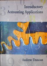 Introductory Accounting Applications by Andrew Duncan 6th Edition 2003