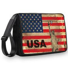 Neoprene Water-Resistant Laptop Shoulder/Messenger Bags