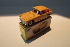 dinky toys 1408 - Honda S 800 - boxed - yellow