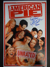 "Thomas Ian Nicholas ""Kevin"" Signed 11x17 American Pie Poster Auto BBCE 12158"