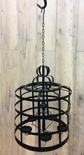 Hanging Iron Candle Holders & Accessories