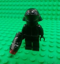 *NEW* Lego Star Wars First Order Officer Black Blaster Minifigure Figure x 1