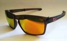 NEW Oakley Silver Foldable Matte Grey Ink Frame Sunglasses OO9246-2157