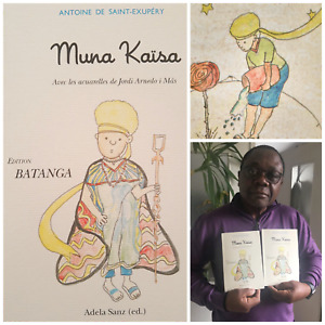 El principito Le Petit Prince Muna Kaïsa Batanga Camerún 2020