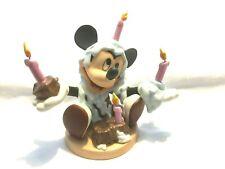 Happy Birthday Mickey's Birthday Party Walt Disney Collection WDCC w/ Box & COA