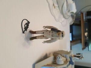 star wars vintage kenner Snowspeeder 1981 Rebel Commander Soldier Leia Luke hot