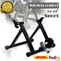 Indoor Bicycle Bike Trainer 26-28Inch Home Exercise Fitness Stand Bicycle Roller