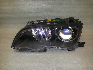 BMW 3 Series 323ci 325ci 328ci 330ci M3 Driver Side Halogen Headlight