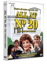 ALL AT NUMBER No. 20 the complete series. Maureen Lipman. 2 discs. New DVD.