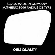 Kia Soul Wing Mirror Glass , Left Hand side, 2009 to 2013