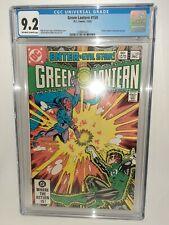 DC Green Lantern #159 1982 Cgc 9.2 Pollard Art & Cover