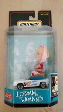""""""" I DREAM OF JEANNIE """"  FACTORY SEALED MATCHBOX CHARACTER CAR 1999"""